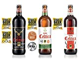 Birra Morena - varietà celtica di 3 bottiglie da 75cl