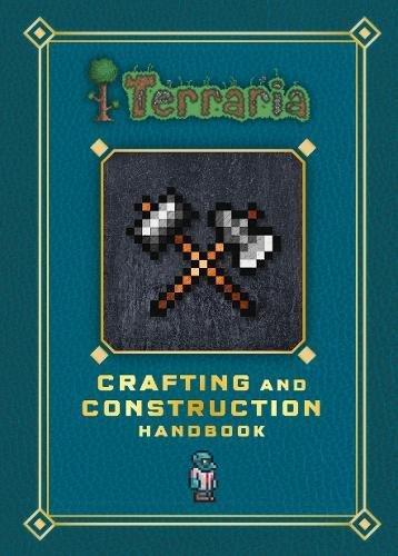 Terraria: Craft And Construction Handbook por Vv.Aa.