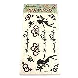 Tattoos Elfen Herzen Symbol für Mann und Frau
