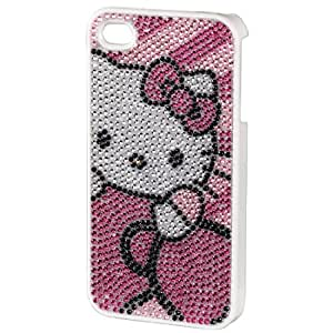 Hello kitty handy cover f r apple iphone 4 elektronik - Hello kitty fernseher ...