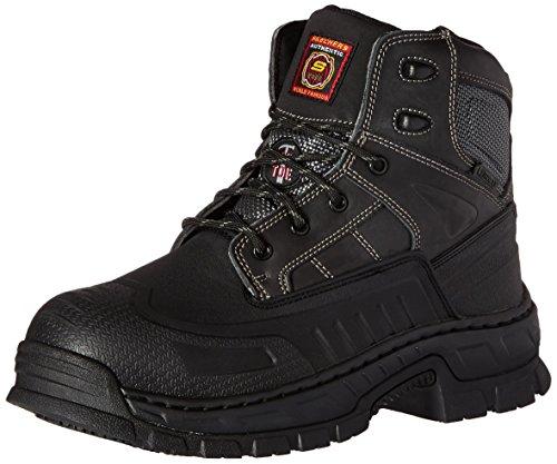 Skechers For Work Vinton Steel Toe Work Boot