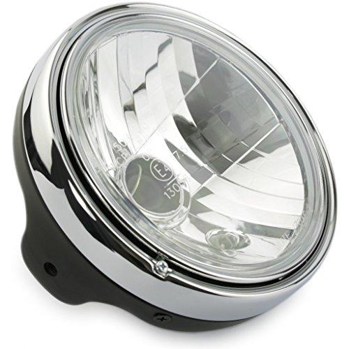 Motorize - Moto phare 20cm - montage latéral M8 - Honda CBF 500 (04-08) - Set 2