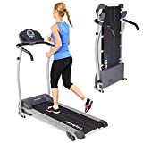 Kinetic Sports Laufband 1100 Watt 12 Trainingsprogramme für Geh- u.