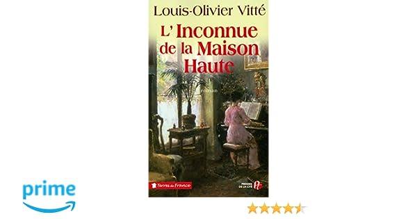 LInconnue de la maison haute (HORS COLLECTION) (French Edition)