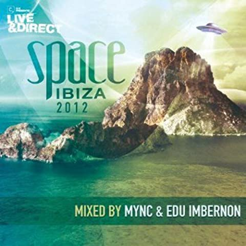 Live & Direct - Space Ibiza 2012 (2CD +DVD)