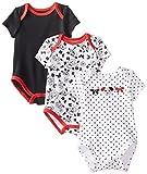 Best Beginnings Babies - Best Beginnings Baby-Girls Newborn Rose Dot Bodysuits, White Review