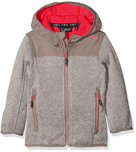 CMP Girls' Strickfleece 38h Jacket