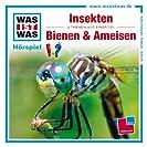 Insekten+Bienen und Ameisen