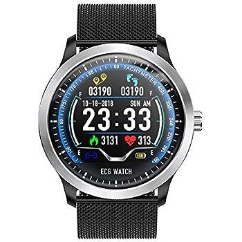 Nishci N58 Smart Watch - Fitness Tracker ECG Reloj Deportivo ECG + ...