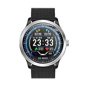 iBaste Sportuhr Smartwatch mit Blutdruckmessung