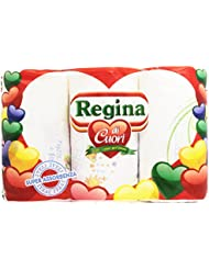 Carta Regina, 3 Veli, Super Assorbenza - 3 Rotoli