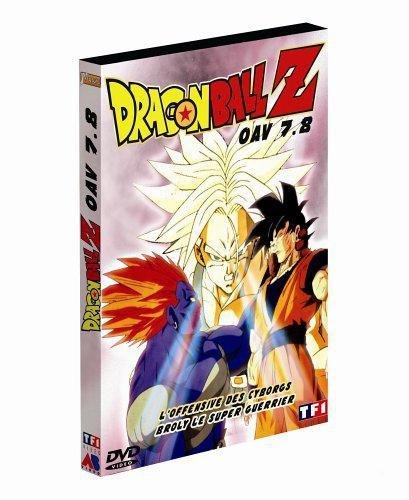 Dragon Ball Z OAV, Vol. 7 & 8 : L'Offensive des cyborgs / Broly le super guerrier