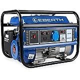 EBERTH 3 CV Generador de energía de emergencia de 1000 vatios