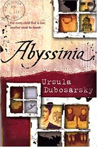 book cover of Abyssinia