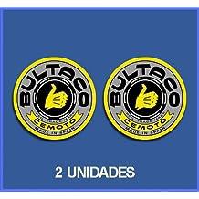 ECOSHIRT Pegatinas Stickers Bultaco Ref: DP165 AUFKLEBER Decals AUTOCOLLANTS ADESIVI Moto Decals Motorcycles (5