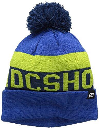 """DC Shoes-Cappello da uomo, modello """"Chester"""", taglia unica, colore: blu"""