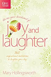 The One Year Devotional of Joy and Laughter PB