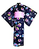 myKimono Giapponese Traditional Kimono Yukata 574