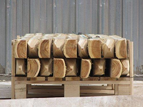 *15 Zaunpfähle/Zaunpfosten aus Robinienholz (Robinienpfähle) (Länge 200 cm, Breite 10 cm)*