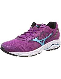 Mizuno Women's Wave Inspire 14 WOS Running Shoes, Pink