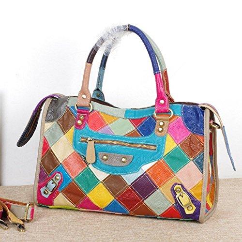 Eysee , Damen Clutch Mehrfarbig Mehrfarbig 34cm*32cm*10cm Mehrfarbig