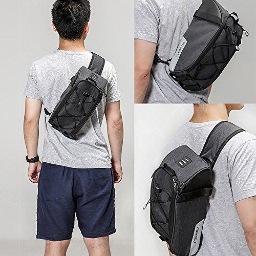 Roswheel Gepäckträger Tasche Seitentasche - 6