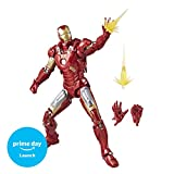 #9: Marvel Studios The First Ten Years The Avengers Iron Man Mark VII