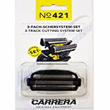 CARRERA Ersatzteile Rasierer № 421 Set Schermesser + Scherfolie 15113011