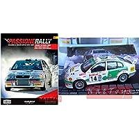 Skoda Octavia WRC Montecarlo 2003 Auriol MODEL DIE CAST 1:43 +fas Passione Rally