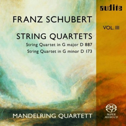 Franz Schubert: String Quartets Vol. III