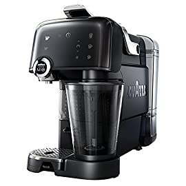 Lavazza Fantasia – Coffee Makers (Freestanding, Semi-auto, Espresso Machine, Lavazza A Modo Mio, Coffee Capsule, Black)