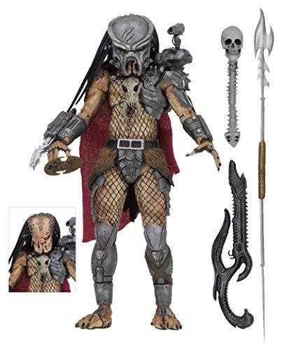 Kostüm Queen Xenomorph - Predator - Actionfigur - Ultimate Ahab Predator + Zubehör - 20 cm