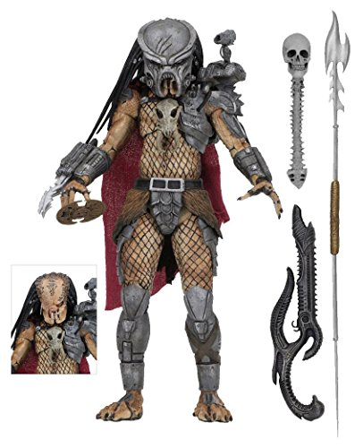 Predator - Actionfigur - Ultimate Ahab Predator + Zubehör - 20 - Xenomorph Kostüm Kind