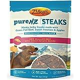 Purenz Steaks Beef Potato Recipe Dog Treat Naturally Preserved Nitrites Nitrates