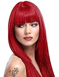 La Riche Directions Semi-Permanent Hair Colour Dye X3 Pack-Poppy Red (dir)