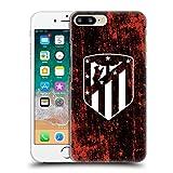 Head Case Designs Offizielle Atletico Madrid Verzweifelt 2017/18 Kamm Muster Ruckseite Hülle für iPhone 7 Plus/iPhone 8 Plus