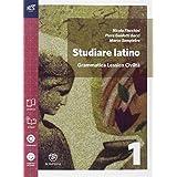 Studiare latino. Esercizi. Grammatica-Repertori lessicali. Con e-book. Con espansione online. Per le Scuole superiori: 1