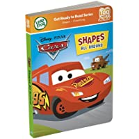 LeapFrog Tag Junior Book: Disney-Pixar Cars Shapes All Around (Works with LeapReader)