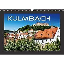 Kulmbach (Wandkalender 2018 DIN A3 quer): Kulmbach - Ansichten einer schönen Stadt (Monatskalender, 14 Seiten ) (CALVENDO Orte) [Kalender] [Apr 01, 2017] Dietzel, Karin