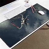 Mouse pad di alta qualità gioco per computer mouse pad grande tappeto da gioco 1 600x300x2