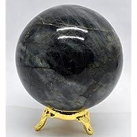 Healing Crystals India Kugel aus natürlichem Edelstein, 40-50 mm, Labradorit preisvergleich bei billige-tabletten.eu