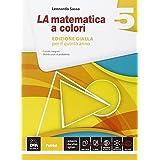 La matematica a colori. Ediz. gialla. Con e-book. Con espansione online. Per le Scuole superiori: 5