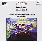 Arnold: Symphonies Nos.3 & 4