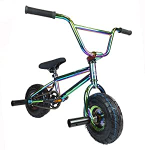 mini bmx fahrrad 1080 f r kinder stunt freestyle jet. Black Bedroom Furniture Sets. Home Design Ideas
