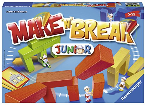 Make 'n' Break Junior (- Rand-spiel)