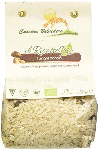 Cascina Belvedere Risotto ai Funghi Porcini - 250 g