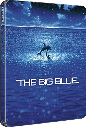 Bild von Im Rausch der Tiefe, The Big Blue, Steelbook, Blu-ray, Zavvi exklusiv, nur 2.000 Stück, ohne deutschen Ton, Uncut, Region B