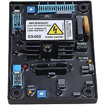 Generador Diesel Regulador de voltaje AVR SX460 control automático AVR reemplazo del módulo de accesorios