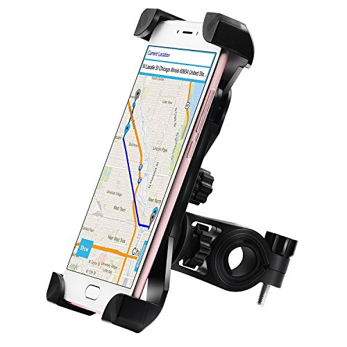 Strauss Bicycle Mobile Holder (Black)