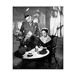 Media Storehouse 10x8 Print of Film - The Vessel of Wrath - Charles Laughton and Elsa Lanchester (11090412)